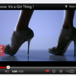 Science is a girl thing video clip. Union Européenne