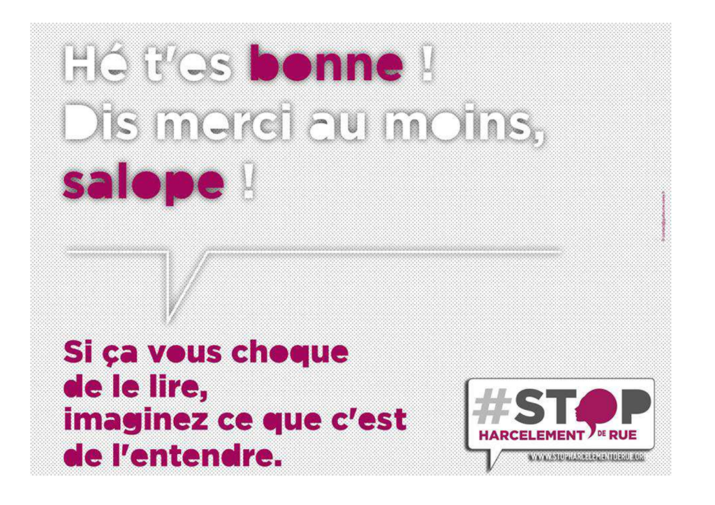 Stop Harcèlement de Rue