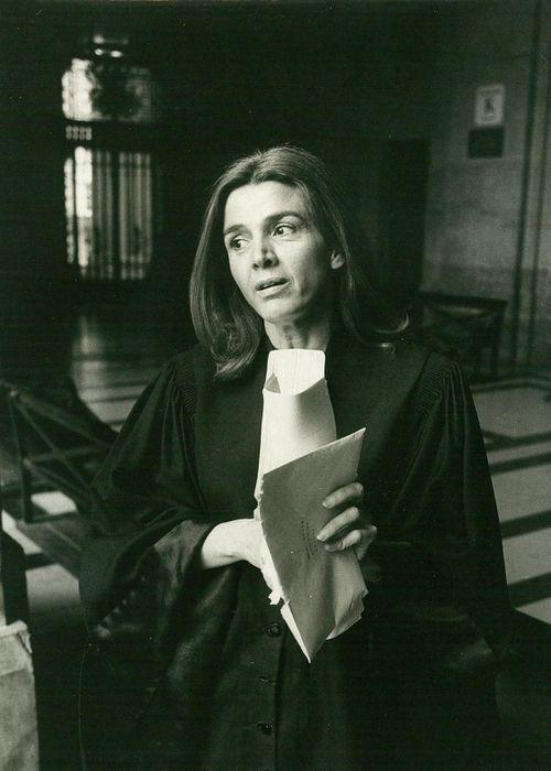 Le procès de Bobigny : La cause des femmes. La plaidoirie de Me Gisèle  Halimi - Mission égalité - diversité - Université Claude Bernard Lyon 1